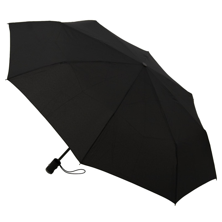 Happy Rain Mini taske paraply med lys