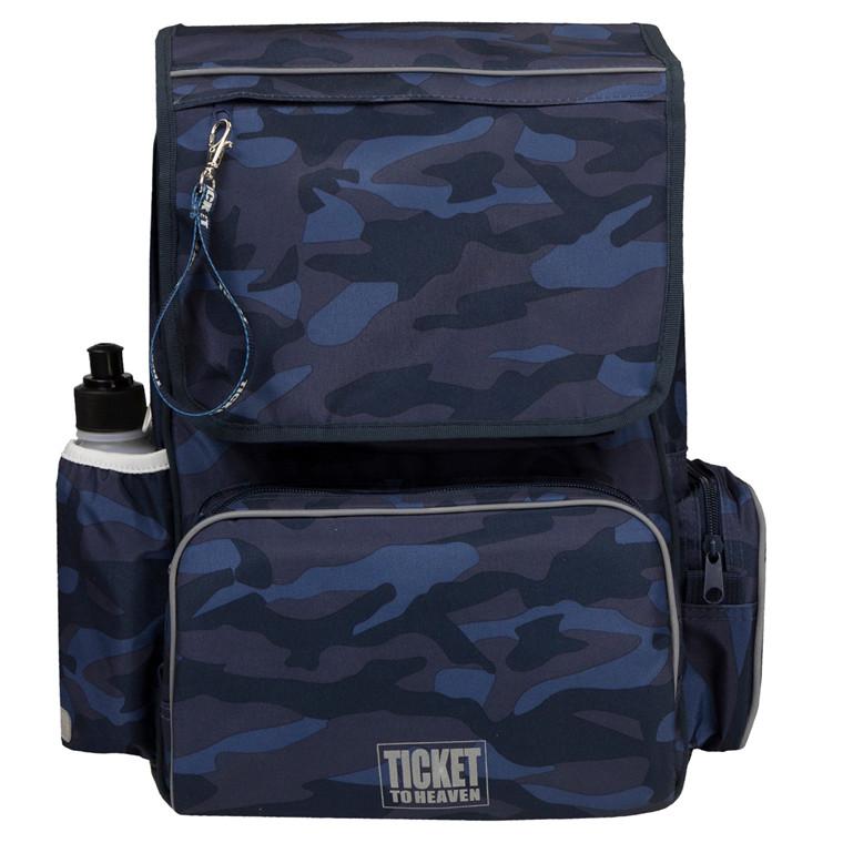 Ticket to Heaven Backpack Classic skoletaske
