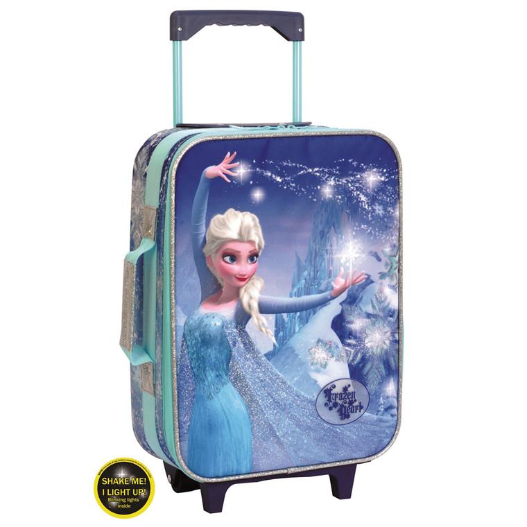 Disney Frozen lille børnetrolley 42cm