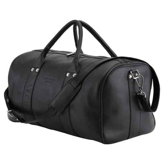 Velorbis Gym Bag i skind