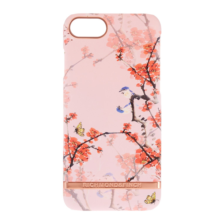Richmond & Finch iPhone 7 Cherry Blush cover