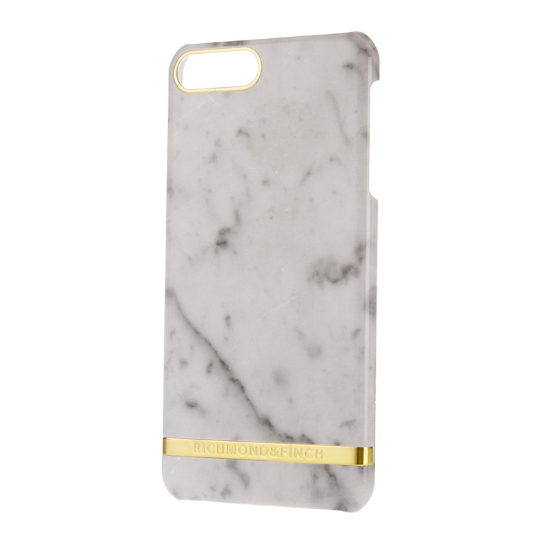 Richmond & Finch iPhone 7 plus White Marble Glossy cover