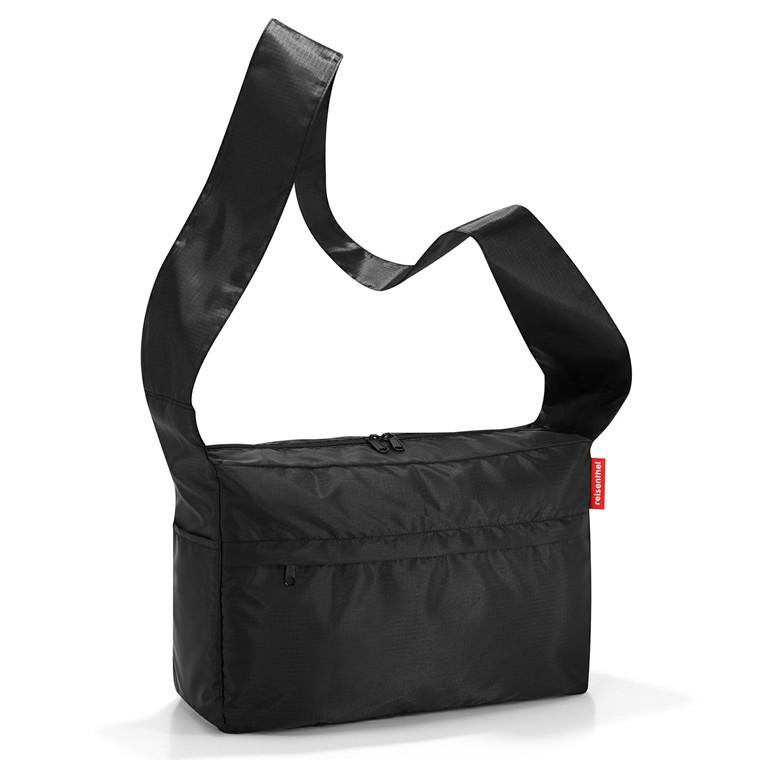 Reisenthel folde nylon taske med lynlås