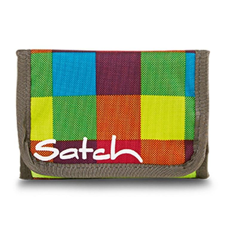 Satch nylon pung med velcro