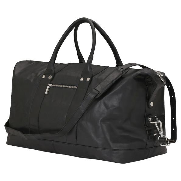 Velorbis Weekend Bag i skind