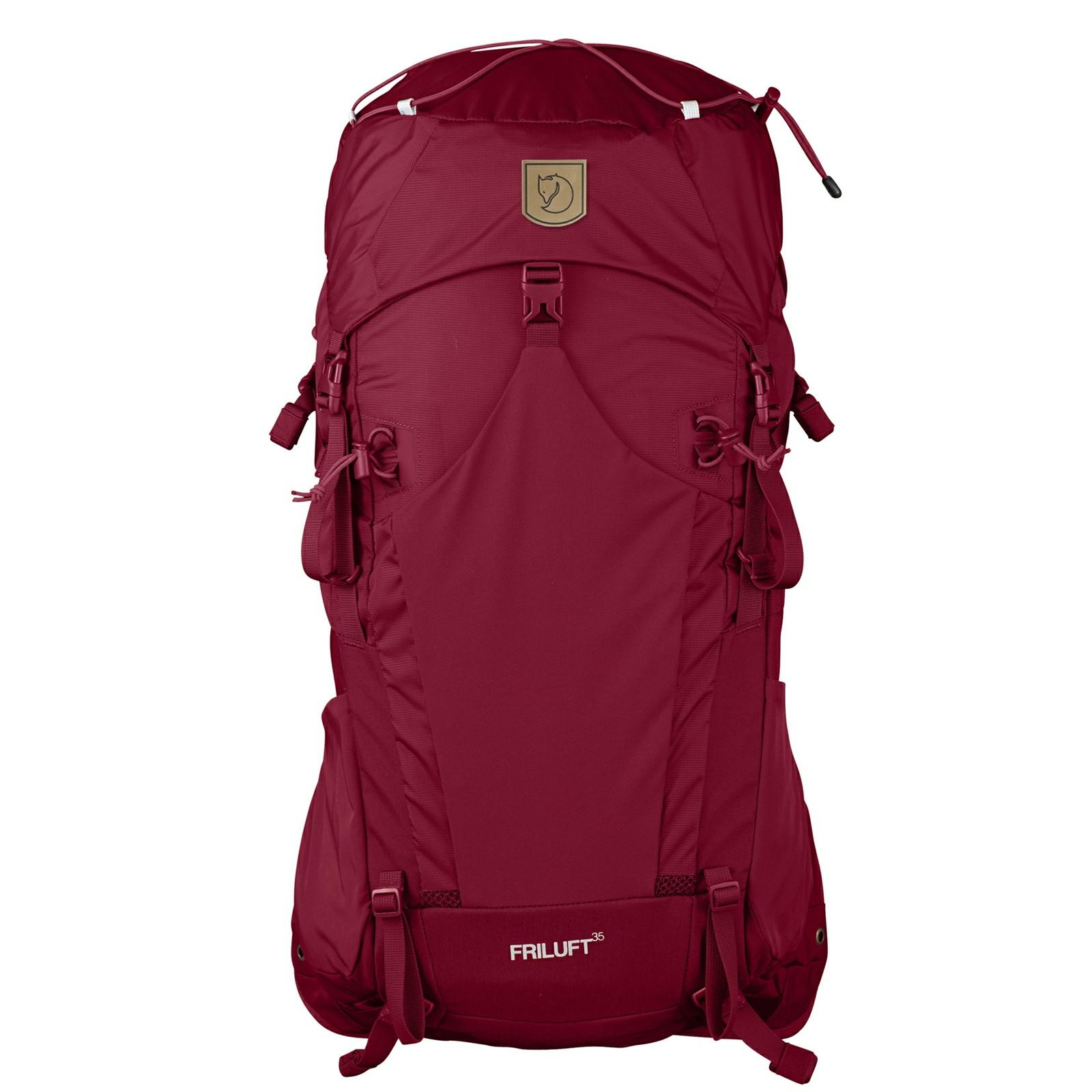 Fjällräven Friluft rygsæk med klap 35 L