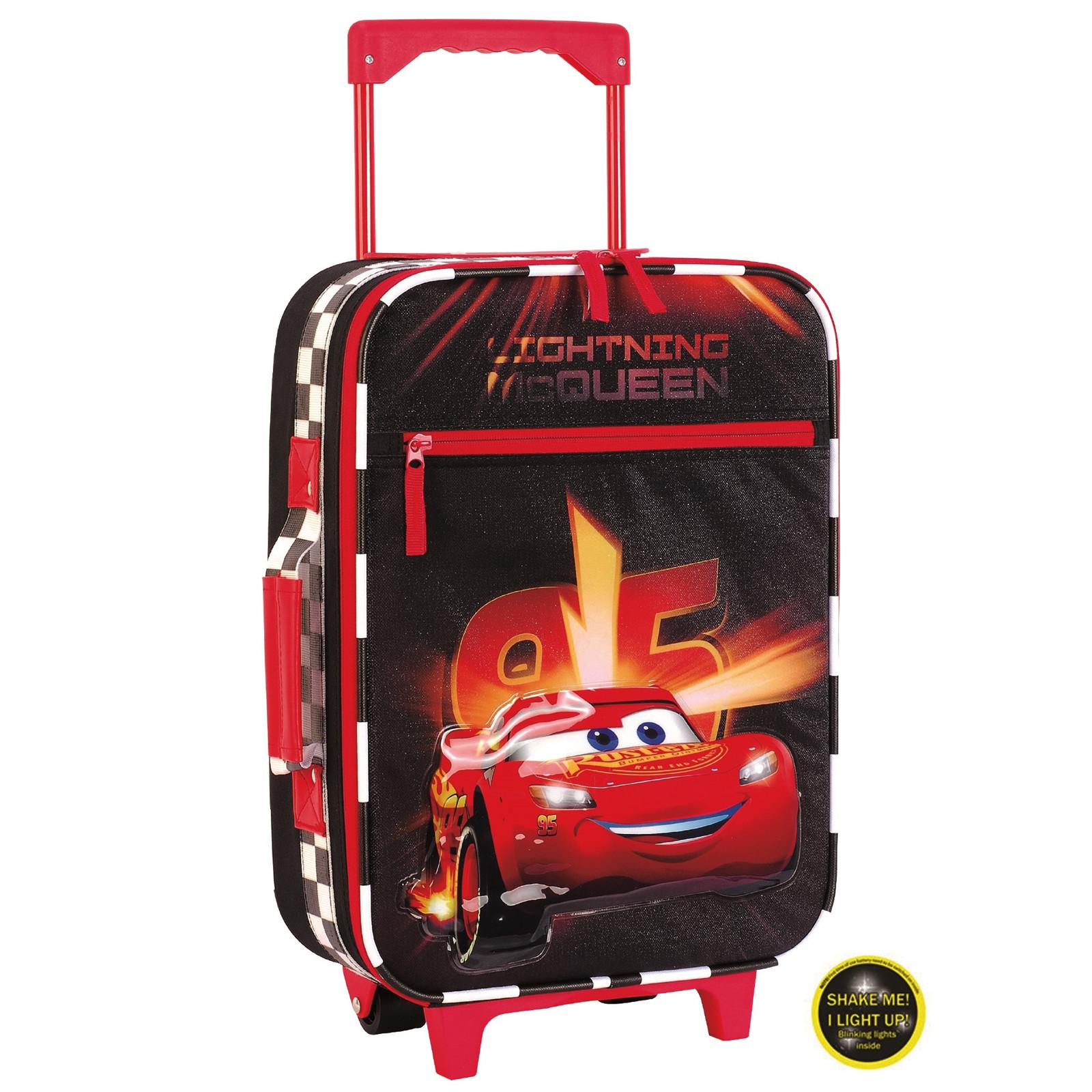 Disney Cars lille børnetrolley 46cm