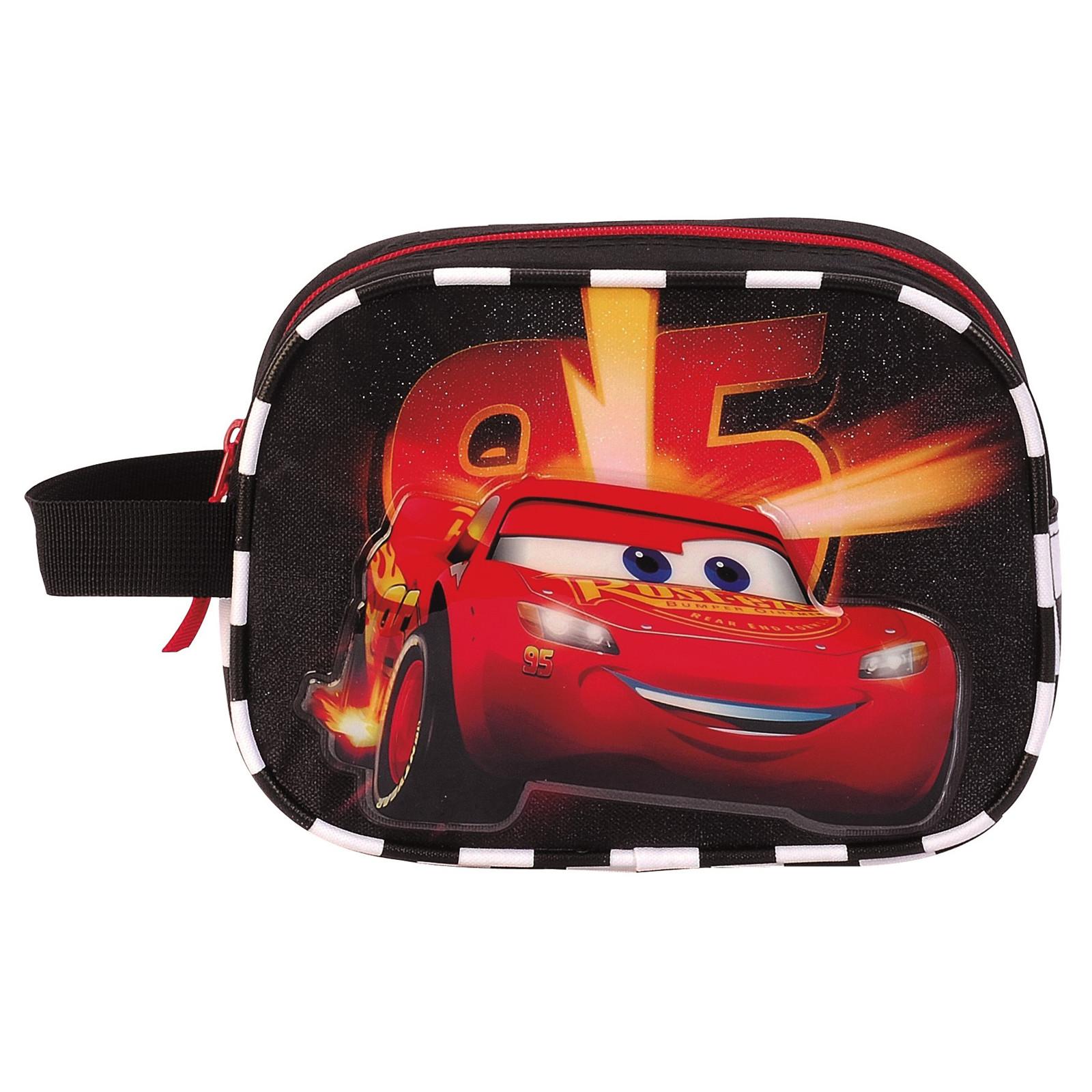 Disney Cars toilettaske med lynlås