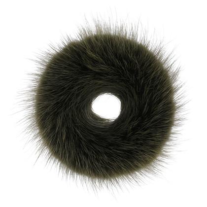 Cosy Concept Fur hårelastik i mink