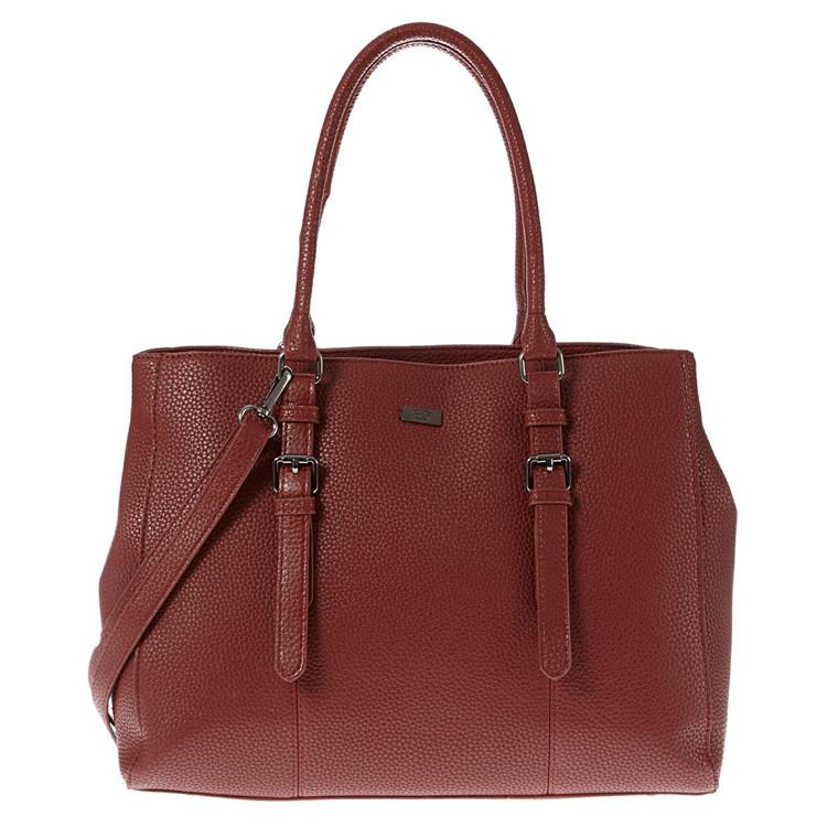 Bon Goût stor håndtaske m/tablet-lomme