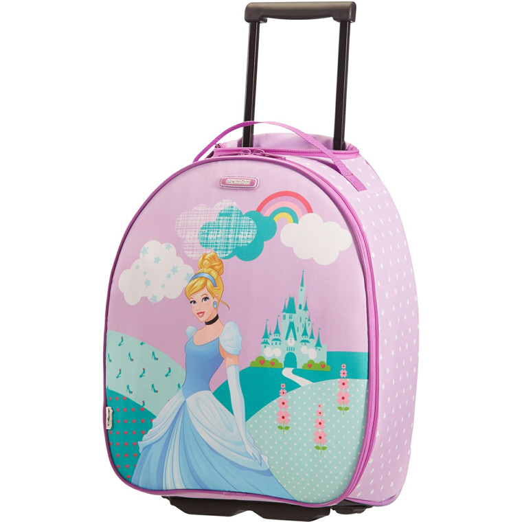 American Tourister Disney Legends børnetrolley