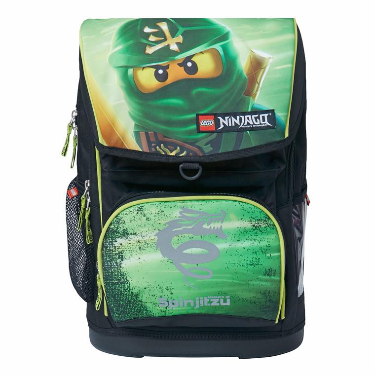 Lego Maxi skoletaske med gymnastikpose