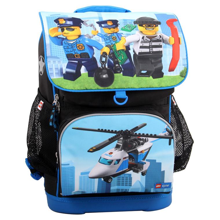 Lego Optimo lille børneskoletaske