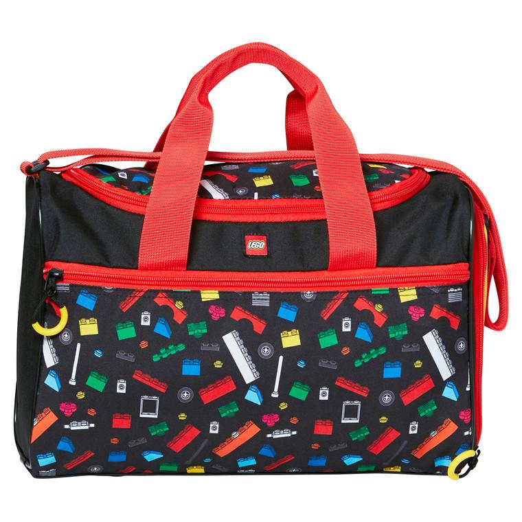 Lego Bricks lille sportstaske