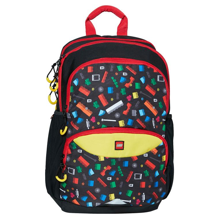 Lego Bricks lille skoletaske