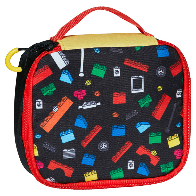 Lego Lunch Box holder m/lynlås