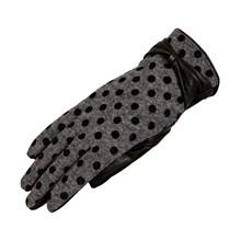 Randers Handsker damehandske i lammeskind m/uld