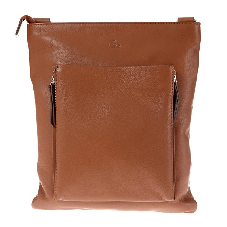 Adax Sorano Chloe høj taske med lynlås og lomme