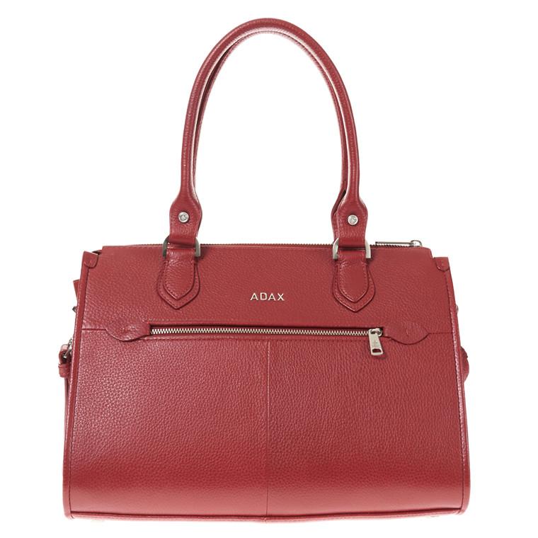 Adax Cormorano Iris håndtaske i skind