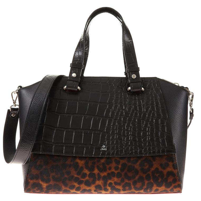 Adax Rosello Alexandria håndtaske i skind
