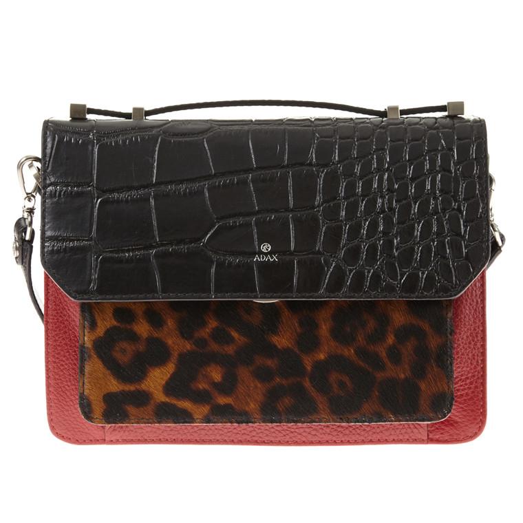 Adax Rosello Athena håndtaske i skind