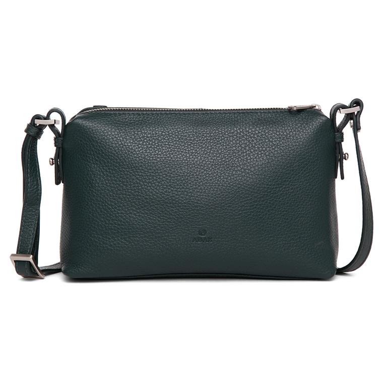 Adax Cormorano Noor lille taske med lynlås