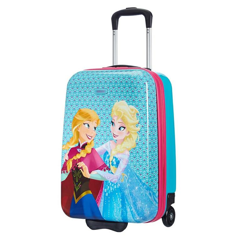 American Tourister Disney Frozen børnekuffert