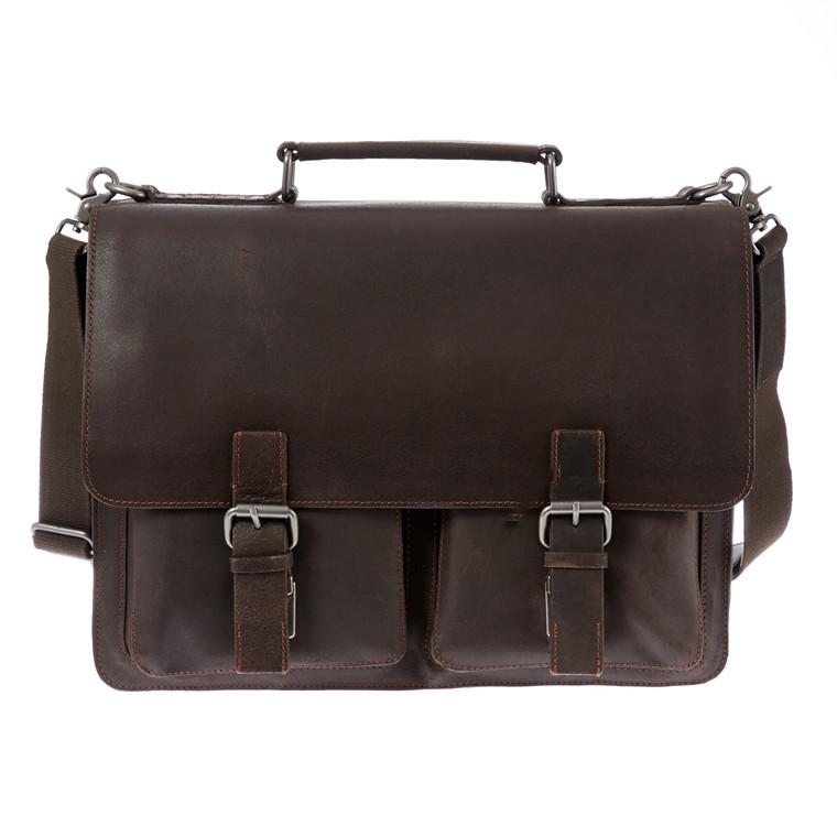 JOST Dakota skind computertaske med klap
