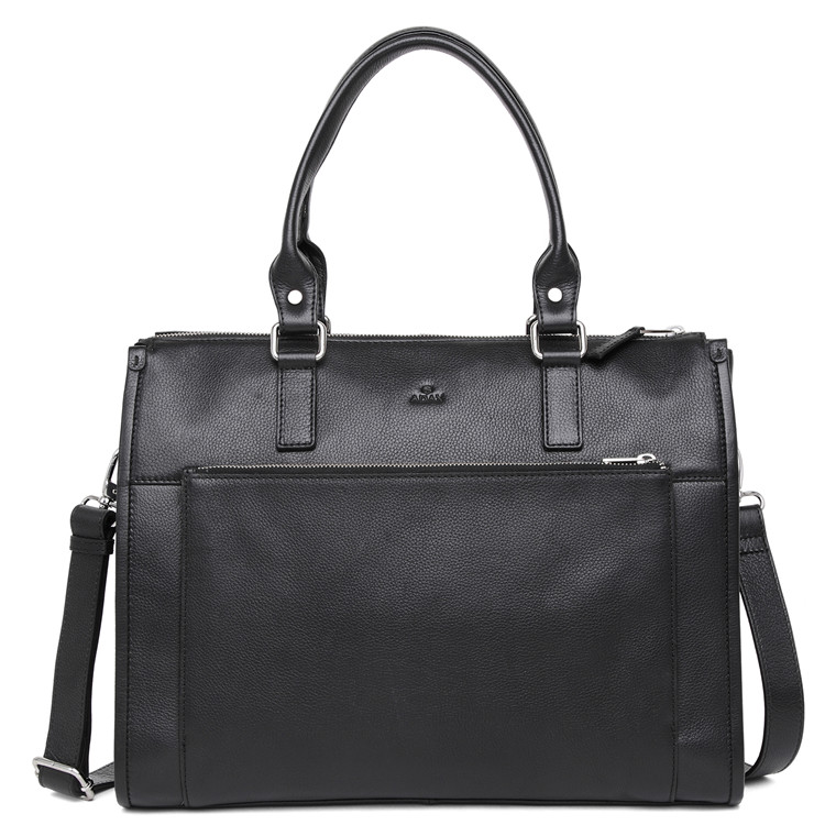 Adax Napoli Lulu Workingbag i skind