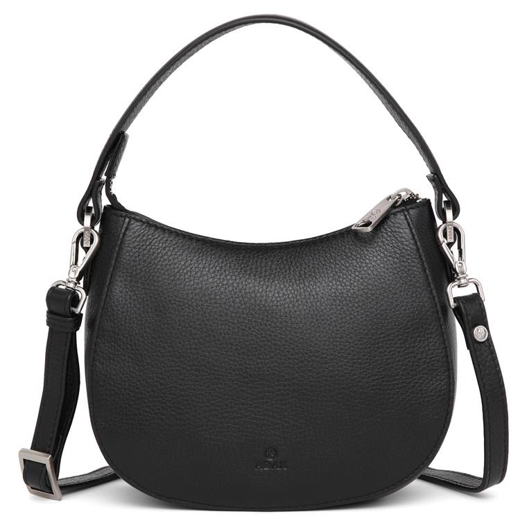 Adax Cormorano Silje lille håndtaske i skind