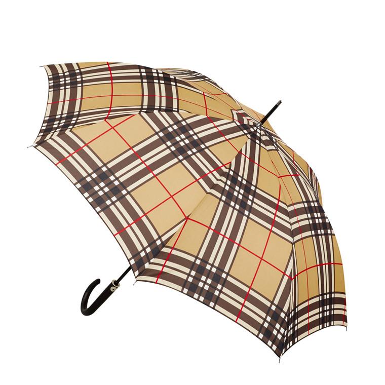 Happy Rain paraply m/automatisk åbnefunktion