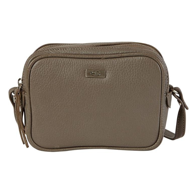 Bon Goût Montana Box Bag i skind