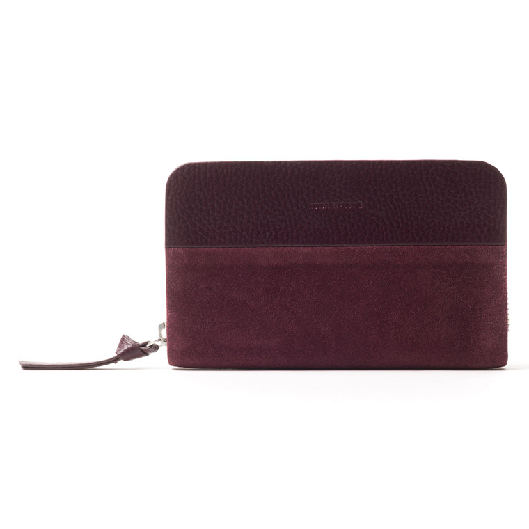 Royal RepubliQ Galax miniature suede pung