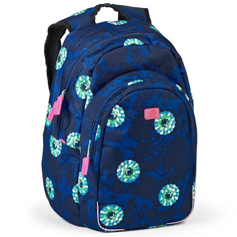 Jeva Plain rygsæk med lynlås