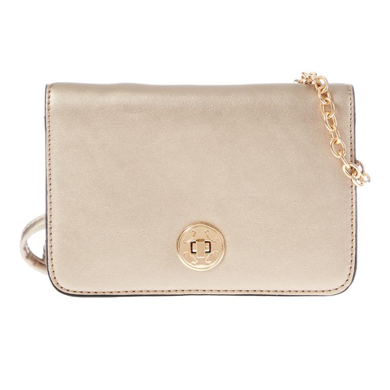 Ulrika lille taske m/klap og lang rem