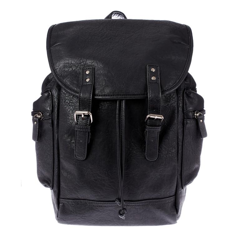 Ulrika stor rygsæk m/klap og snøre