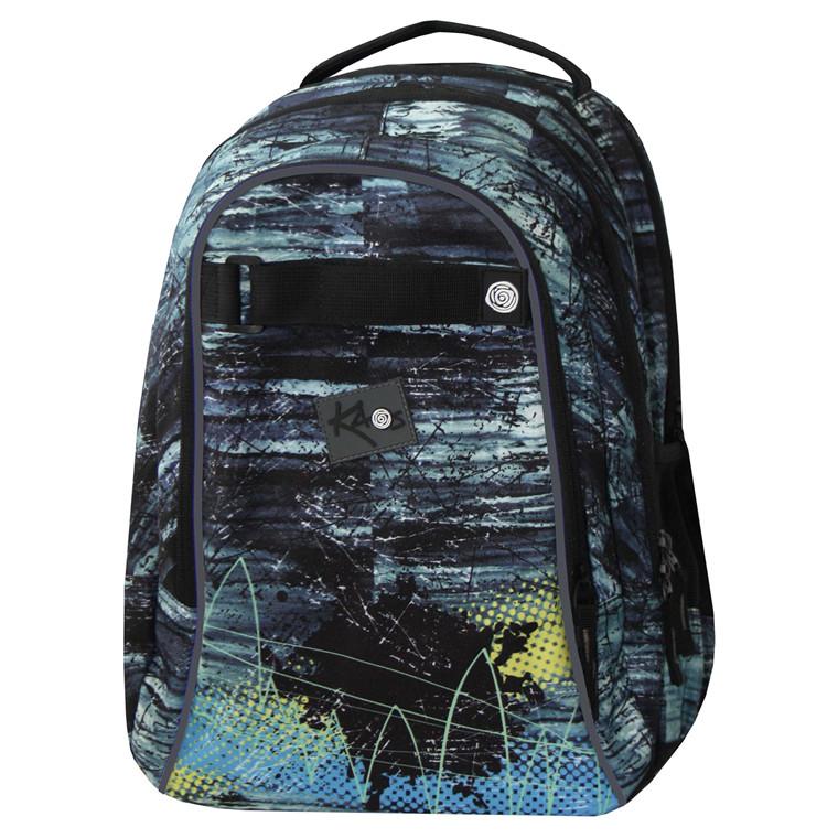 KAOS Trendy rygsæk med aftagelig fritidstaske 36L