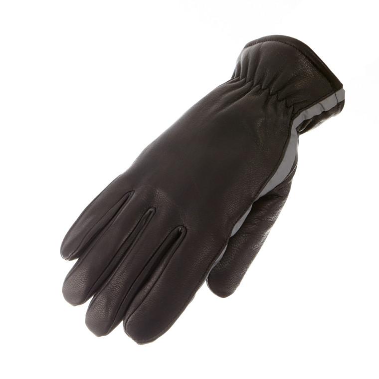 Randers herrehandske m/refleks og touch-effekt