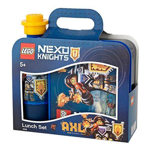 Lego madkassesæt m/drikkedunk
