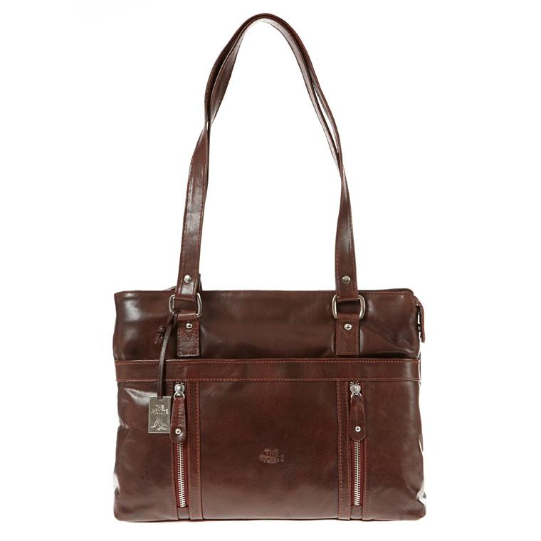 The Monte aflang skindtaske slingbag