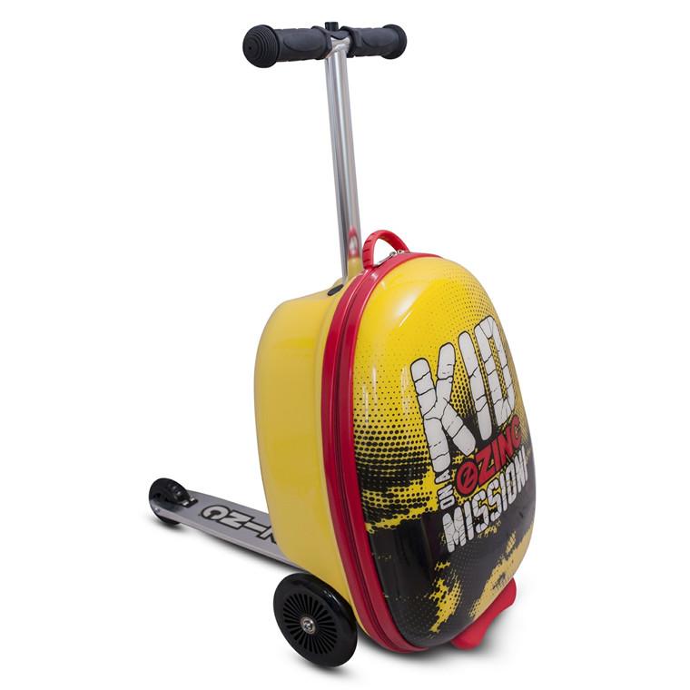 Flyte Zinc Kids on a Mission trolley/løbehjul