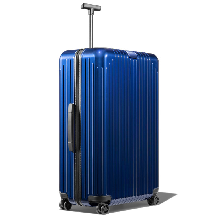Rimowa Essential Lite Check-in Blå kuffert 78cm
