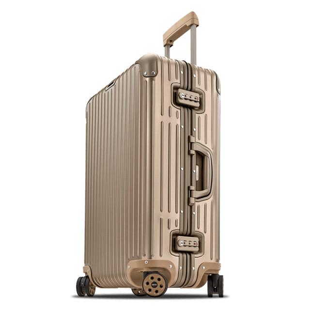 Rimowa Topas Titanium Multiwheel kuffert 68 cm