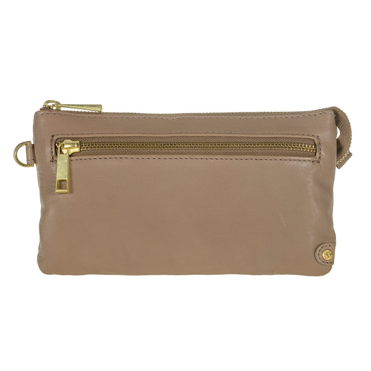 Depeche Golden Deluxe clutch