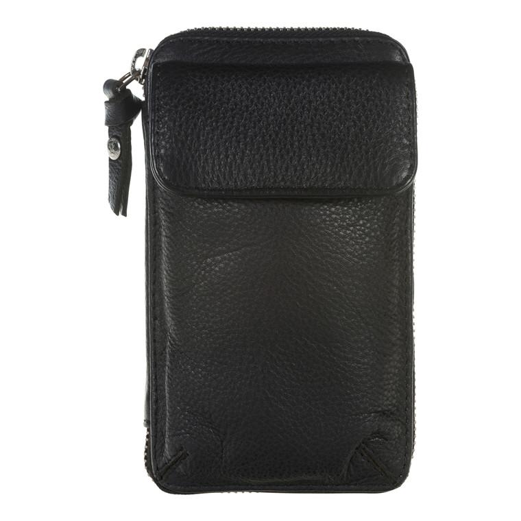 Depeche høj mobiltaske m/lynlås