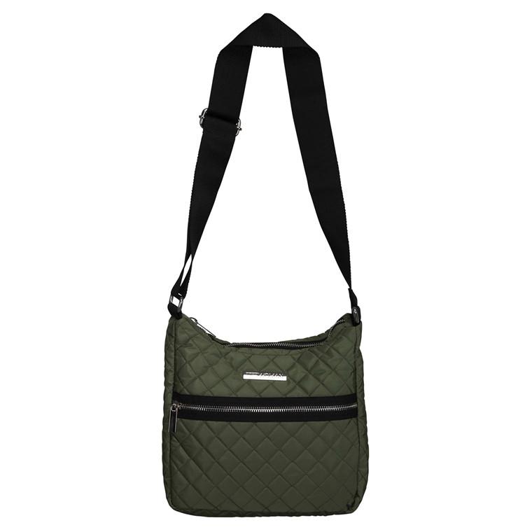 Ticket Woman shoulder bag I Polyester