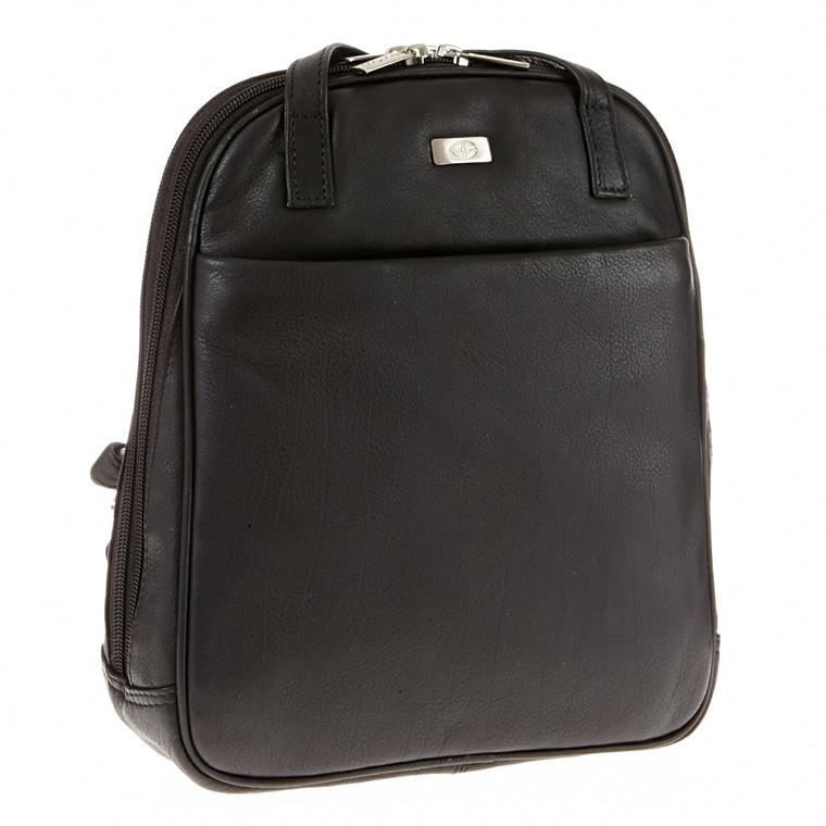 Bon Goût skind rygsæk / slingbag