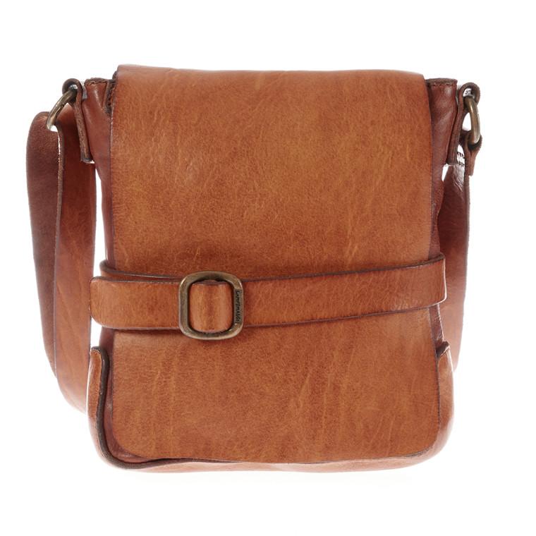 Campomaggi lille høj taske med dyb klap