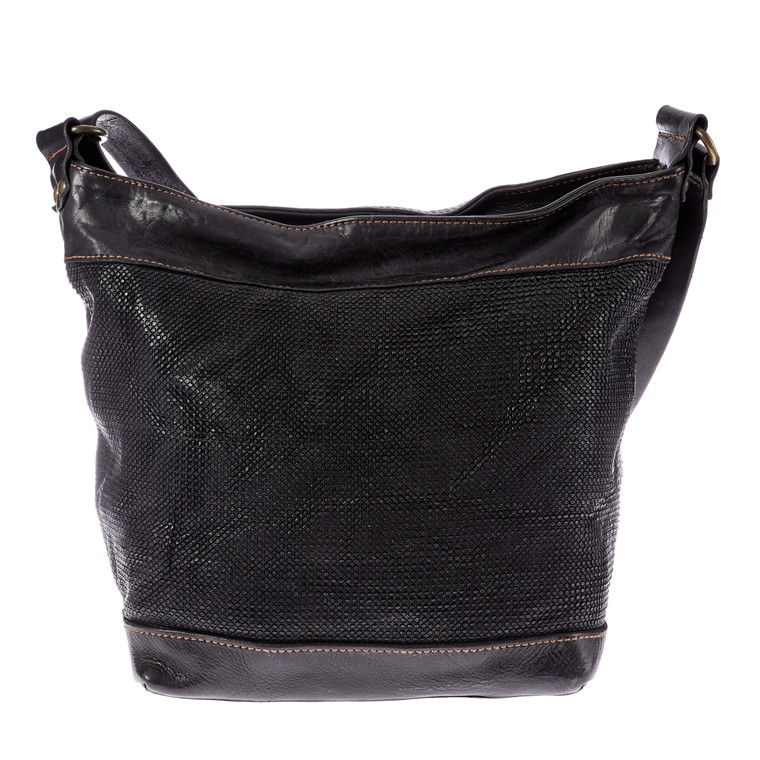 Campomaggi mellem taske med præg