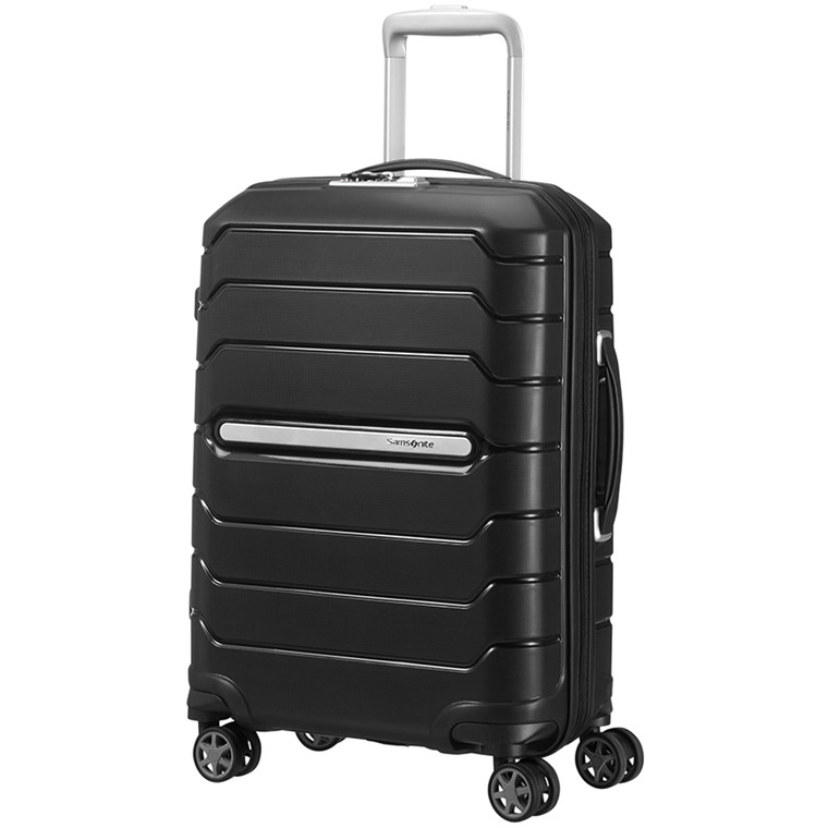 Samsonite Flux kabinekuffert m/udvidelse